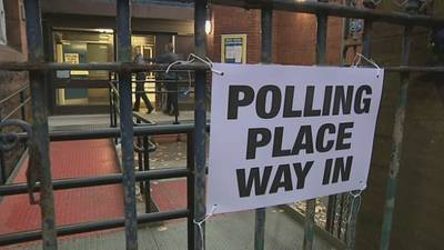 News video: Scottish Referendum: Polls open, voting begins