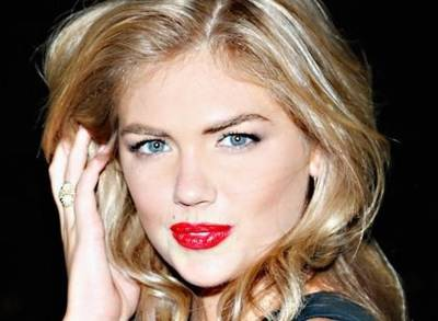 News video: Kate Upton Poses In Bed For New Sam Edelman Commercial