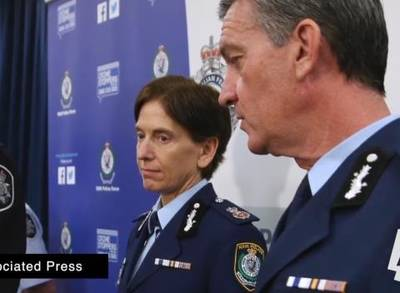 News video: Unfolding Now: Australian Police Perform Massive Counter-Terrorism Raid