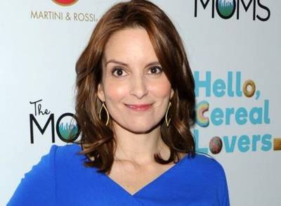News video: Tina Fey Planned Daughter Alice's Epic Surprise Party...With Alec Baldwin Masks?
