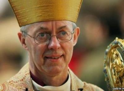 News video: Archbishop of Canterbury: 'I Doubt'
