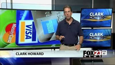 News video: Clark Howard: Comparing credit cards